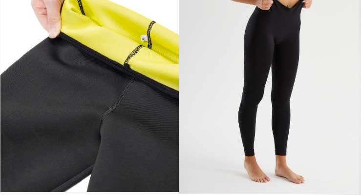 Come funzionano i leggings Slim Black