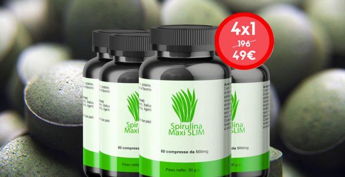 Spirulina Maxi
