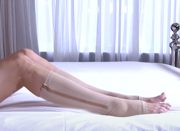 Come funzionano le Calze Confort