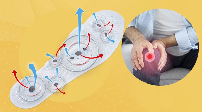 Come funziona la soletta Magnetic Feet