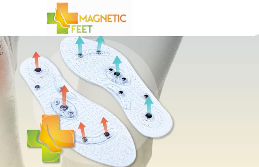 Soletta Magnetic Feet