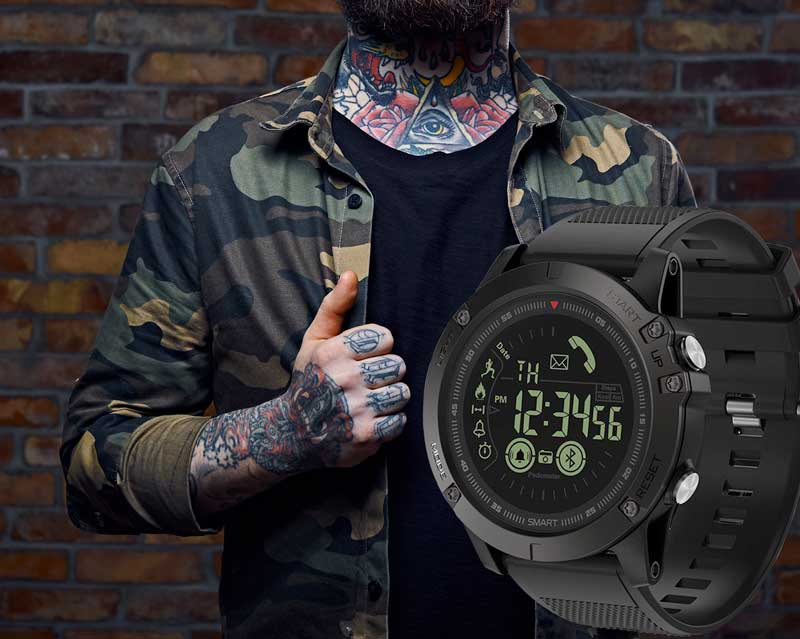 Opinioni su Xtactical Watch