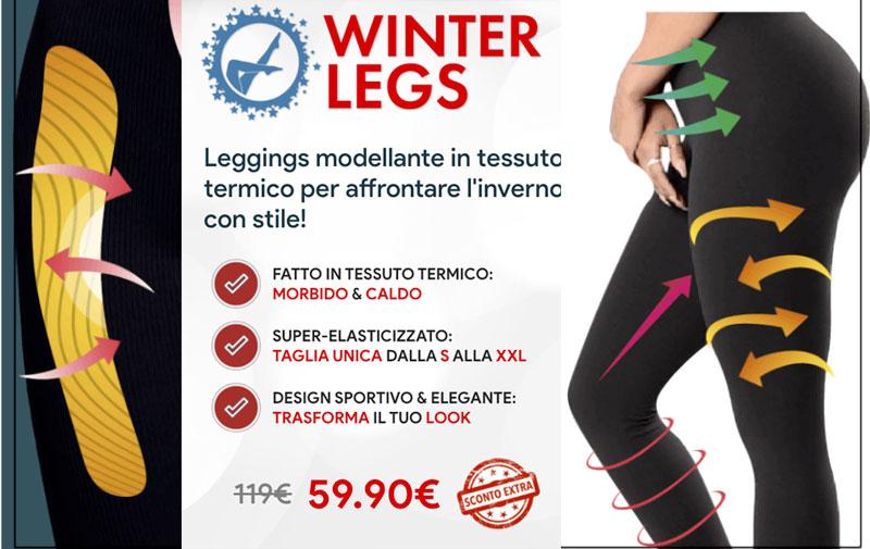 Prezzo di Winter Legs