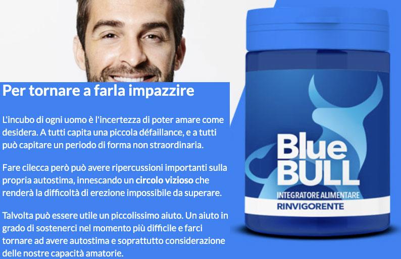 come funziona Blue Bull
