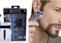 Micro Touch Solo rasoio elettrico – Funziona bene? È una truffa? Recensione, opinioni e prezzo