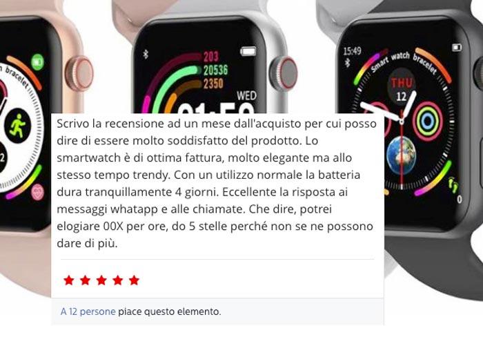 Recensioni su 00x Smartwatch