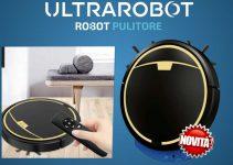 Recensione di UltraRobot aspirapolvere robot: È di qualità? La verità con opinioni, prezzo e offerte